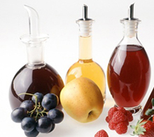 greek vinegars